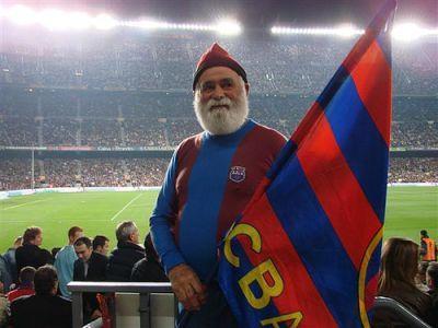 Resultado de imagen de abuelo del barcelona